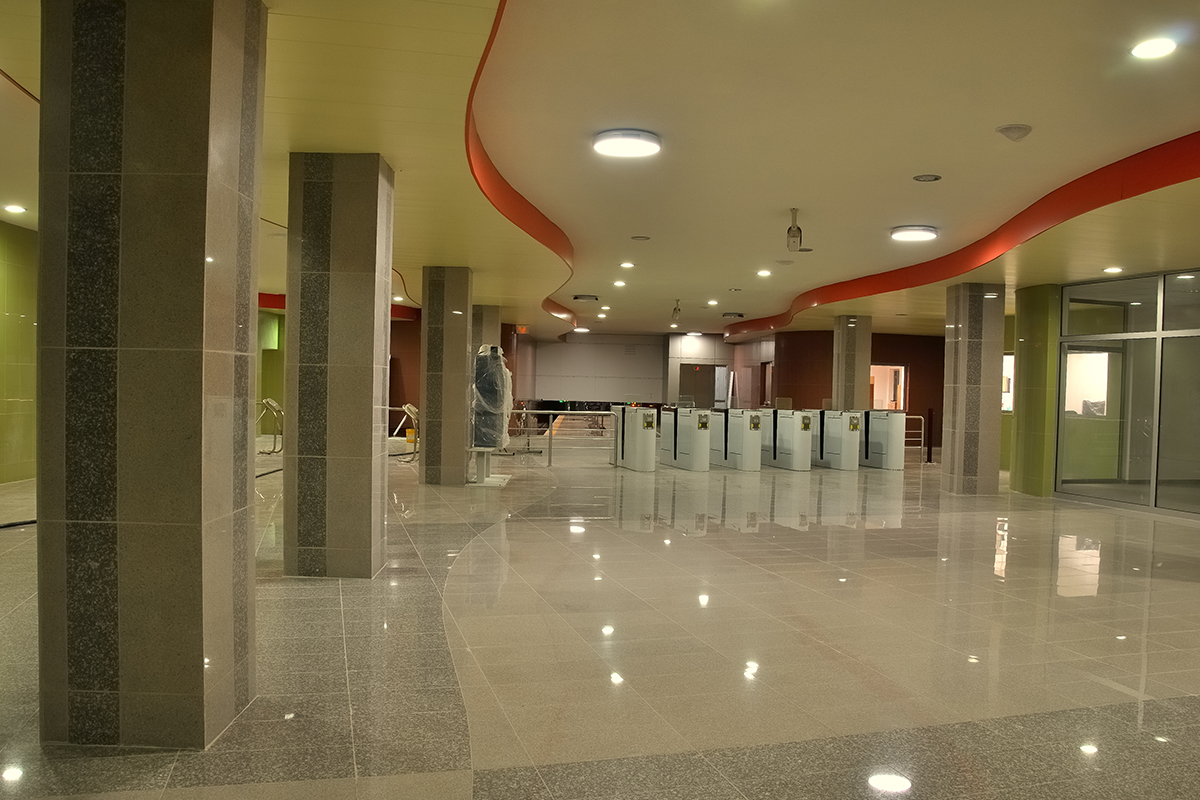 National Palace of Culture station - 3
